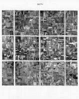 Bath Township - Aerial, Freeborn County 1965